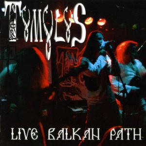 Tumulus - Live Balkan path cover art