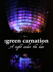 Green Carnation - A Night Under the Dam cover art