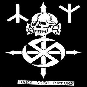 White Wolves Kommando - Dark Ages Return cover art