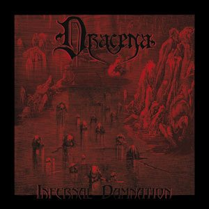Dracena - Infernal Damnation cover art