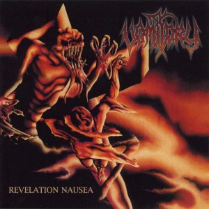 Vomitory - Revelation Nausea cover art