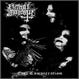 Eternal Majesty - Evil Consecration cover art