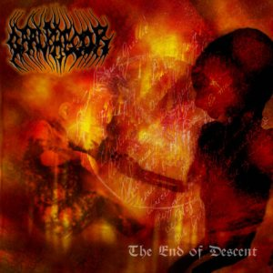 Baalphegor - The End of Descent cover art