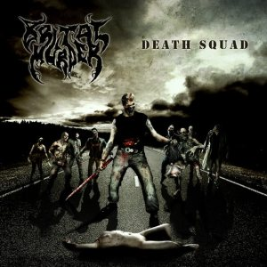 Brutal Murder - Death Squad cover art