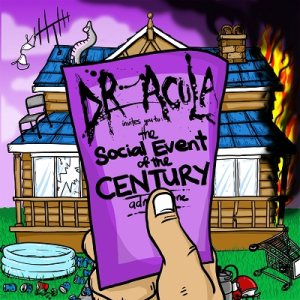 Dr. Acula - The Social Event of the Century cover art