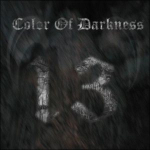 Color of Darkness - 13 cover art