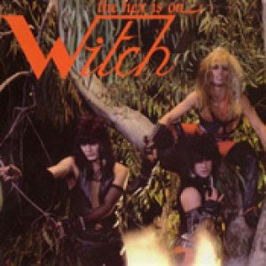 Witch - Axe Killer cover art