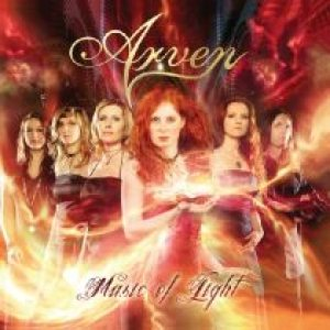 Arven - Music of Light cover art