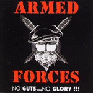 Armed Forces - No Guts...No Glory!!! cover art