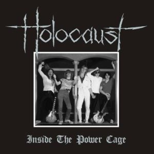 Holocaust - Inside the Power Cage cover art
