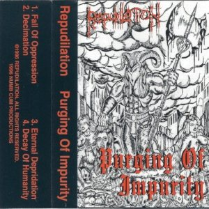 Repudilation - Purging of Impurity cover art