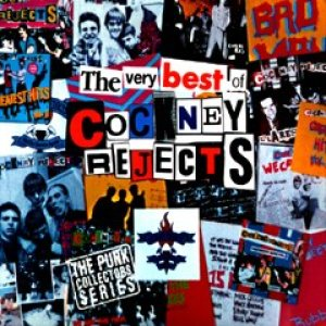 Cockney Rejects - The Very Best of Cockney Rejects cover art