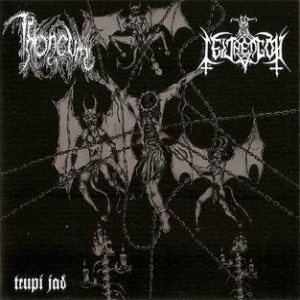 Throneum / Leichengott - Trupi Jad cover art