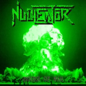 Nucleator - Hours of War cover art