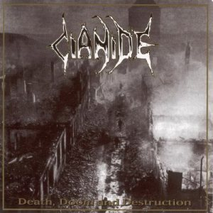 Cianide - Death, Doom and Destruction cover art
