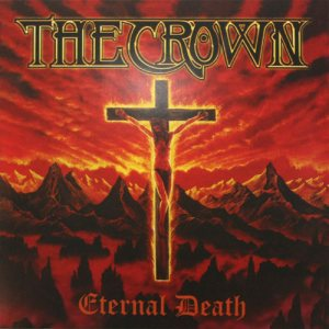 The Crown - Eternal Death cover art