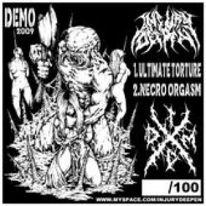 Injury Deepen - Demo 2009 cover art