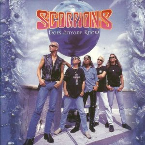 Scorpions - Does Anyone Know cover art