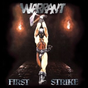 Warrant - First Strike cover art