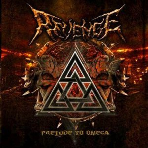 Revenge - Prelude to Omega cover art