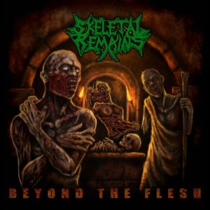 Skeletal Remains - Beyond the Flesh cover art