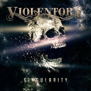 Violentory - Singularity cover art
