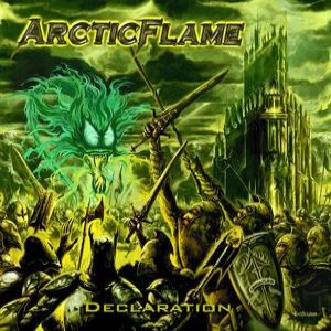 Arctic Flame - Declaration cover art