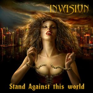 Invasion - Stand Against This World cover art
