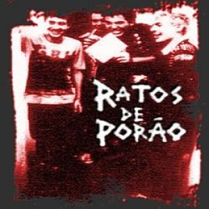 Ratos de Porão - Demo 1982 cover art