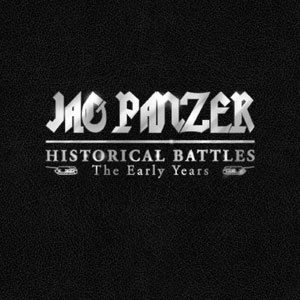 Jag Panzer - Historical Battles: the Early Years cover art