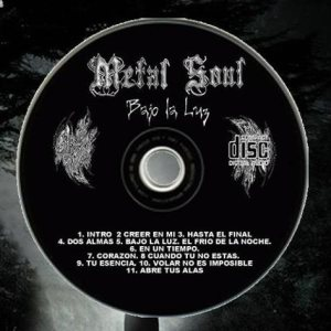 Metal Soul - Bajo la Luz cover art