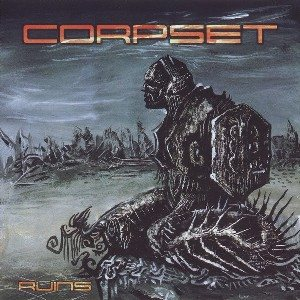 Corpset - Ruins cover art