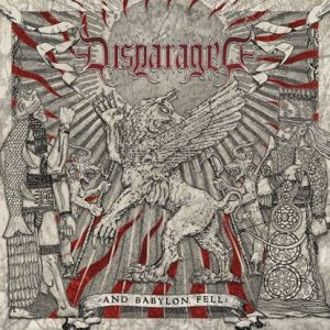 Disparaged - And Babylon Fell cover art