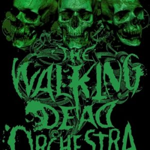 The Walking Dead Orchestra - Opressive Procession cover art