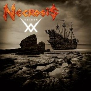 Necrosis - XX cover art