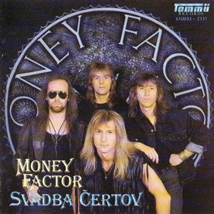 Money Factor - Svadba čertov cover art