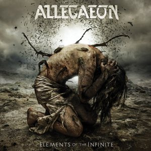 Allegaeon - Elements of the Infinite cover art