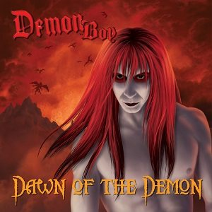Demon Boy - Dawn of the Demon cover art