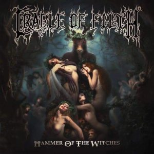 Cradle of Filth - Hammer of the Witches cover art