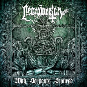 Necrowretch - With Serpents Scourge cover art