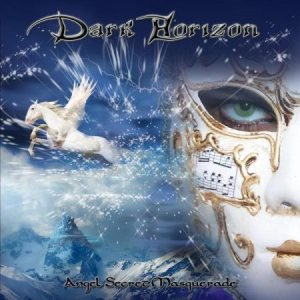 Dark Horizon - Angel Secret Masquerade cover art