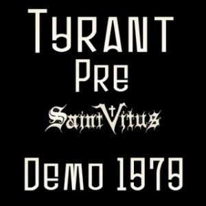 Tyrant - Demo 1979 cover art