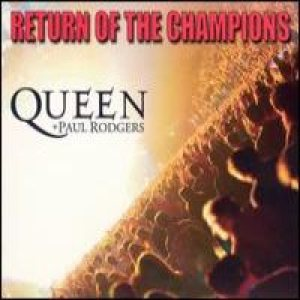 Queen - Return of the Champions cover art