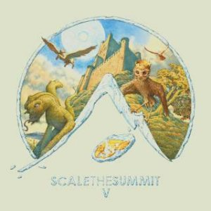 Scale the Summit - V cover art