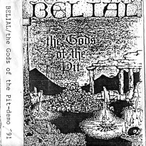Belial - The Gods of the Pit cover art