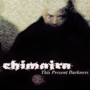 Chimaira - This Present Darkness cover art