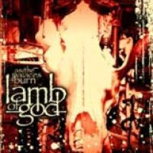Lamb of God - As the Palaces Burn cover art