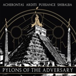 Acherontas - Pylons of the Adversary cover art