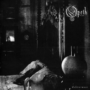 Opeth - Deliverance cover art