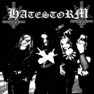 Hatestorm - Reign of the Horned cover art
